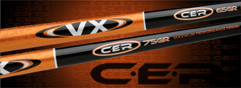 CER Graphite Golf Shafts