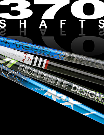 .370 Iron Golf Shafts