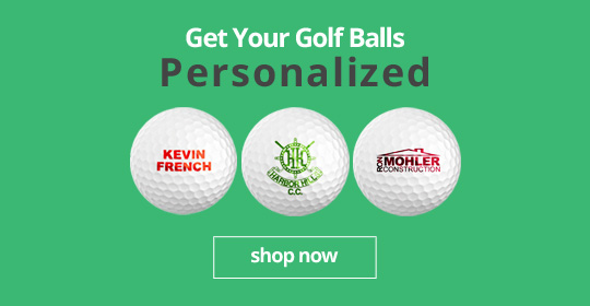 Get Your Golf Balls Personalized
