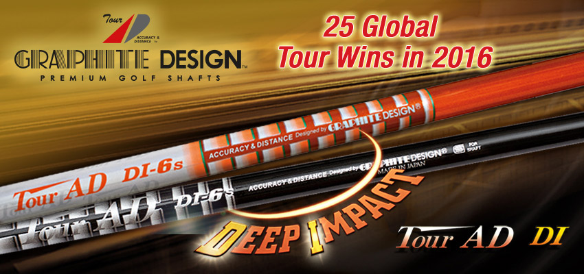 Graphite Design Tour AD DI Shafts
