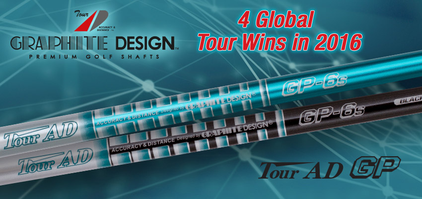 Graphite Design Tour AD GP Shafts