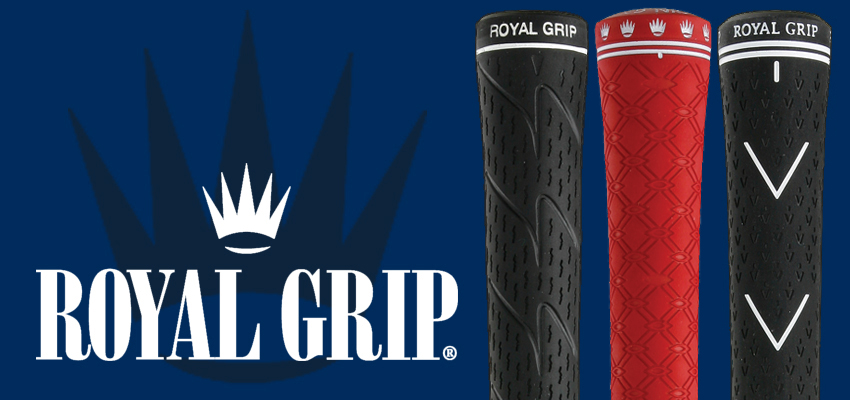 Royal Grip Golf Club Grips