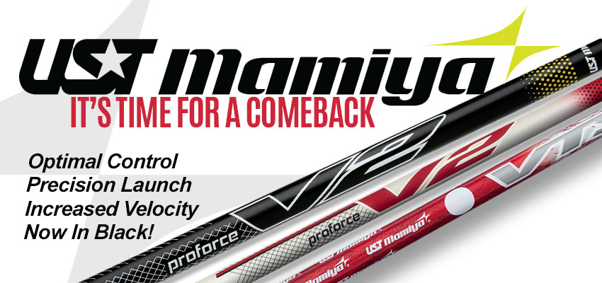 UST Mamiya Golf Club Shafts