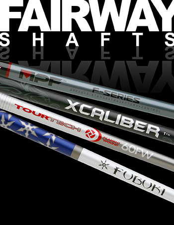 Fairway Wood Golf Shafts
