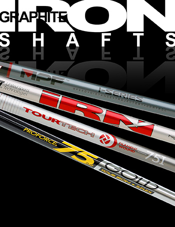 Graphite Iron Golf Shafts