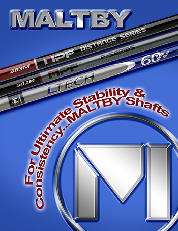Maltby Graphite Golf Shafts