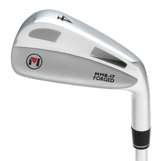 Maltby MMB-17 Forged Iron Heads - #4 Iron
