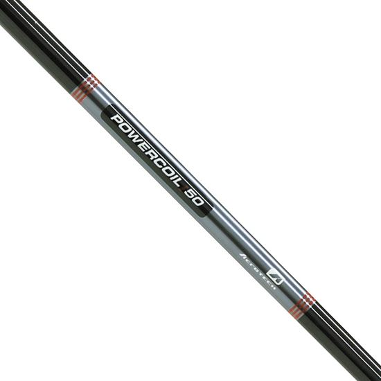 Aerotech PowerCoil Graphite Wood Shaft 50FL(A) Flex - 335 tip (51g) 2B2M