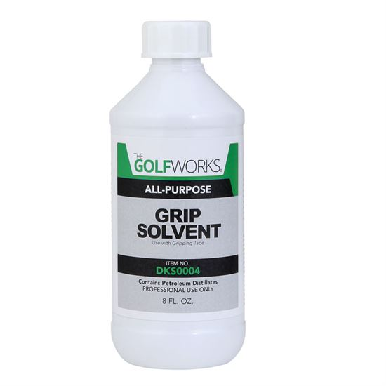 The GolfWorks 8oz. Grip Solvent