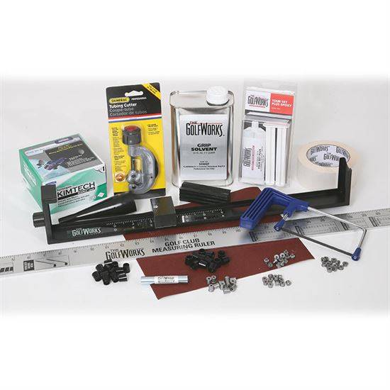 The GolfWorks Assembly Kit