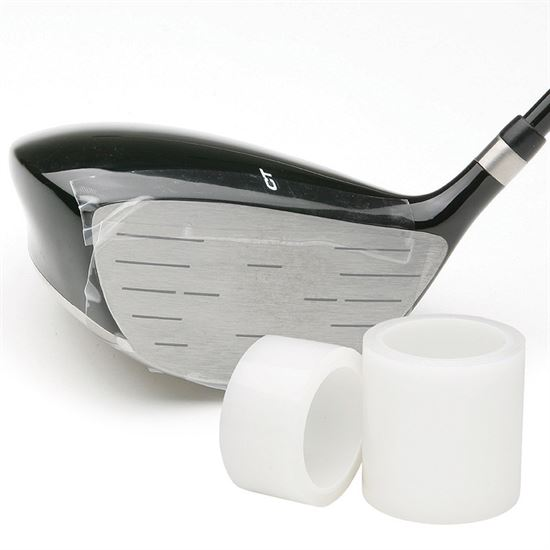 Club Head Protection and Impact Tape