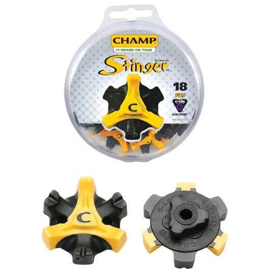 Champ Stinger Q-Lok Golf Spikes