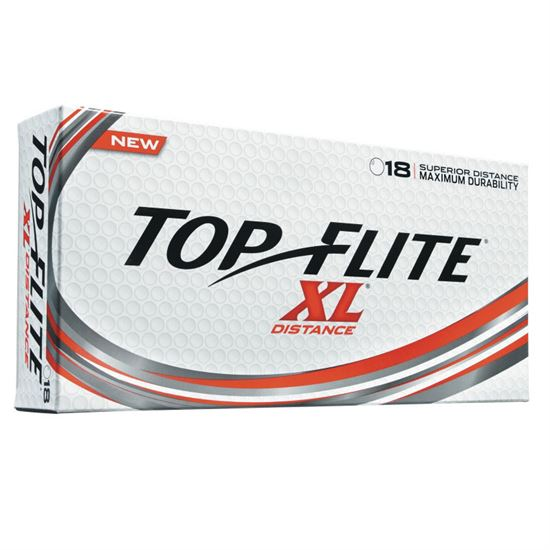 Top Flite XL Distance Golf Balls