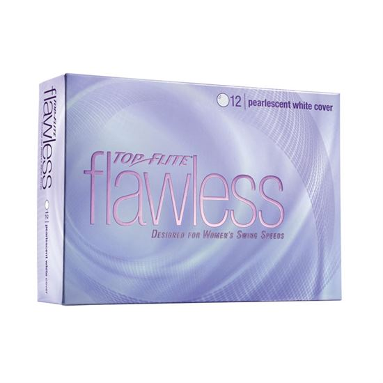 Top-Flite Flawless Golf Balls