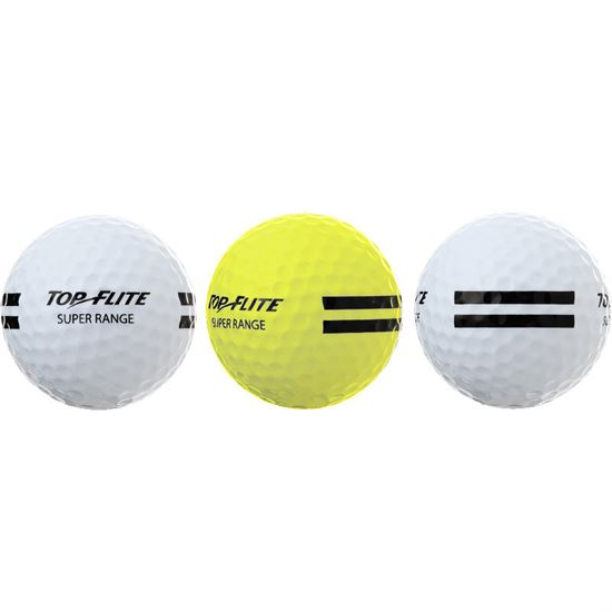 Top-Flite Super Range Golf Balls