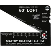 Maltby Triangle Gauge Set