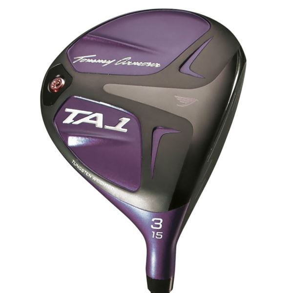 Tommy Armour TA1 Womens Fairway Woods