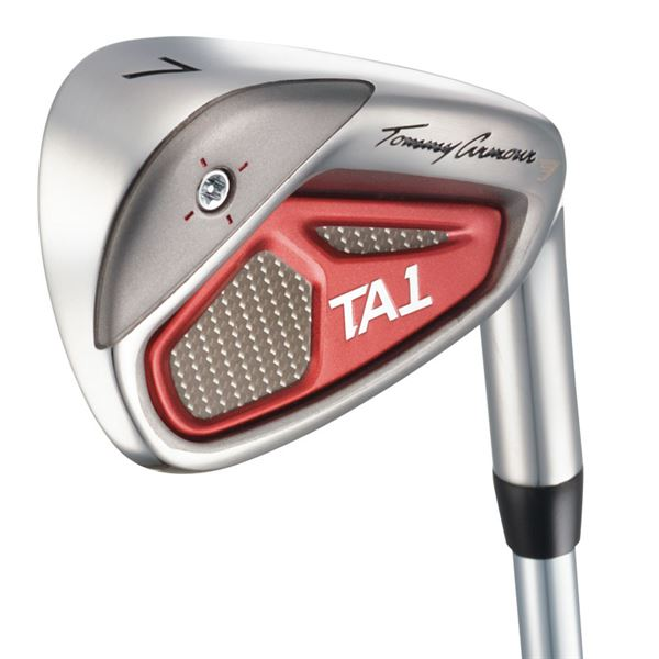 Tommy Armour TA1 Steel Combo Iron/Hybrid Set