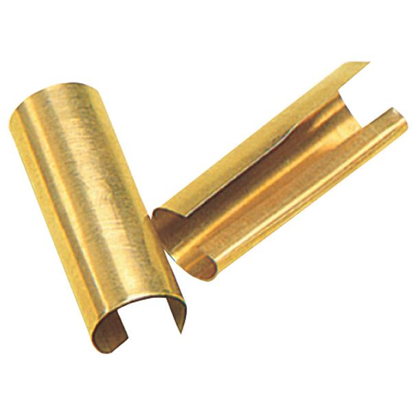 Brass Hosel Protectors - Pair