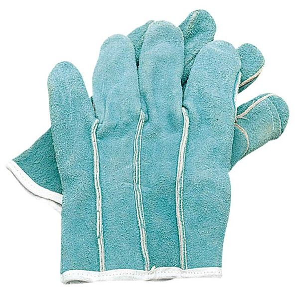 Leather Buffing Gloves